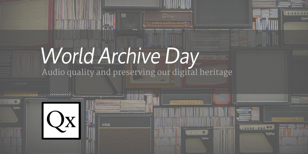 Today is World Archive Day